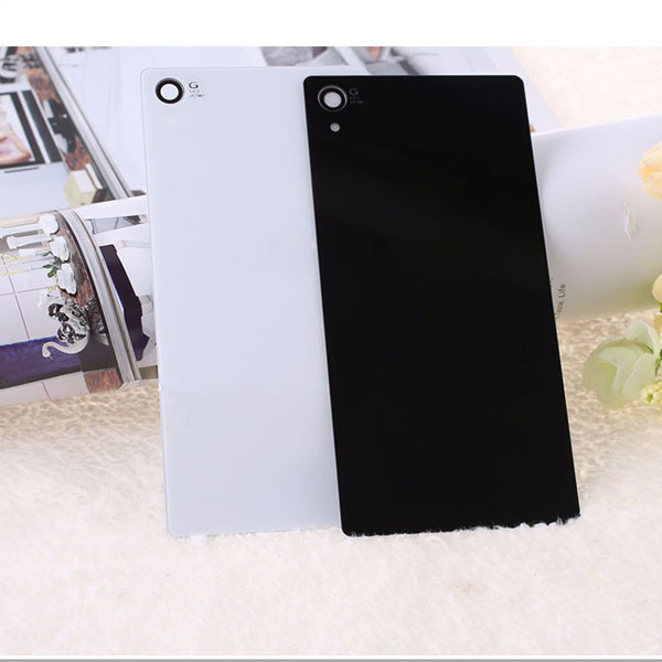 Experia Z3 Battery Case OEM Glass Battery Back Door Housing Cover For Sony Xperia Z3 D6603 D6643 D6653 D6616 D6633 L55T bn505(China (Mainland))