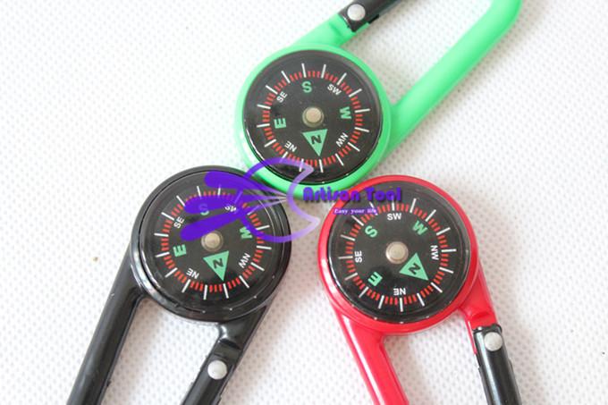 Mini Hanging Ring Compass For Camping,Cheap Portable Hiking Tools Compass Free Shipping Drop shipping(China (Mainland))