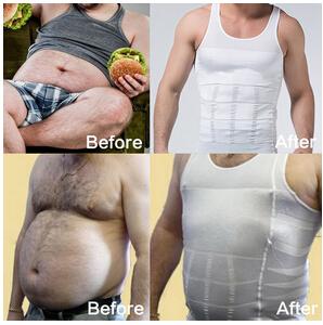 Мужская корректирующая одежда Men Shapers TV Brand Shapers male