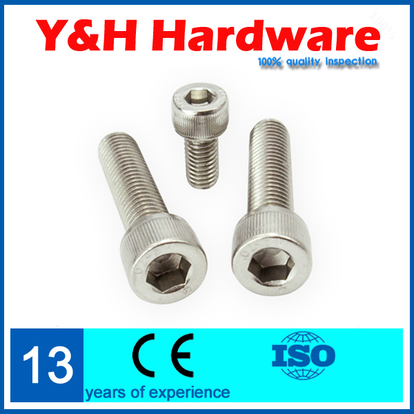 Factory !  20 ps/lot  304 Stainless Steel  M8*35 stainless steel nuts stainless steel nuts and bolts<br><br>Aliexpress