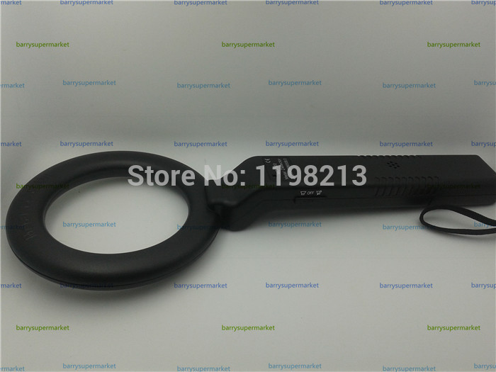 5pcs MD300 Hand-Held Portable Security Metal Detector Scanner High Sensitivity  Security Instrument (Metal Detectors)<br><br>Aliexpress