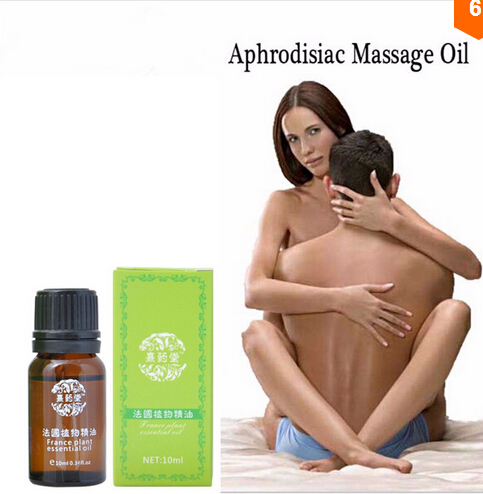 Female Sexy Massage Essential Oil libido enhancer natural spa essential oils for aromatherapy orgasm liquid man woman having sex(China (Mainland))