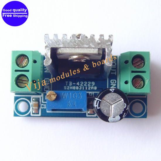 LM317 DC - converter step-down circuit board Super Star Lighting Ec.,Ltd store