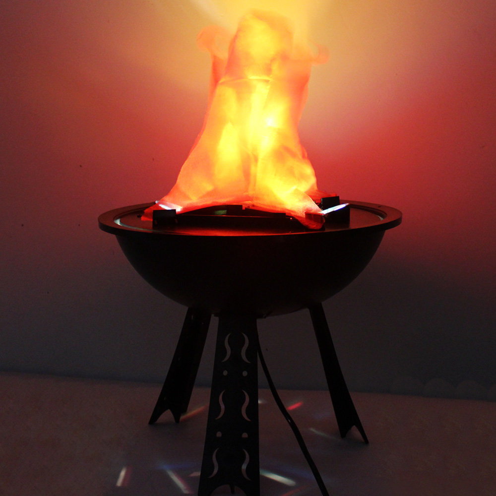 Halloween Fire Pit Fire Pit Flame Lamp Large