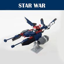 2015 New White Fire Fighter 226pcs Spaceship War Chariot Star Wars Building Blocks Bricks Starwars