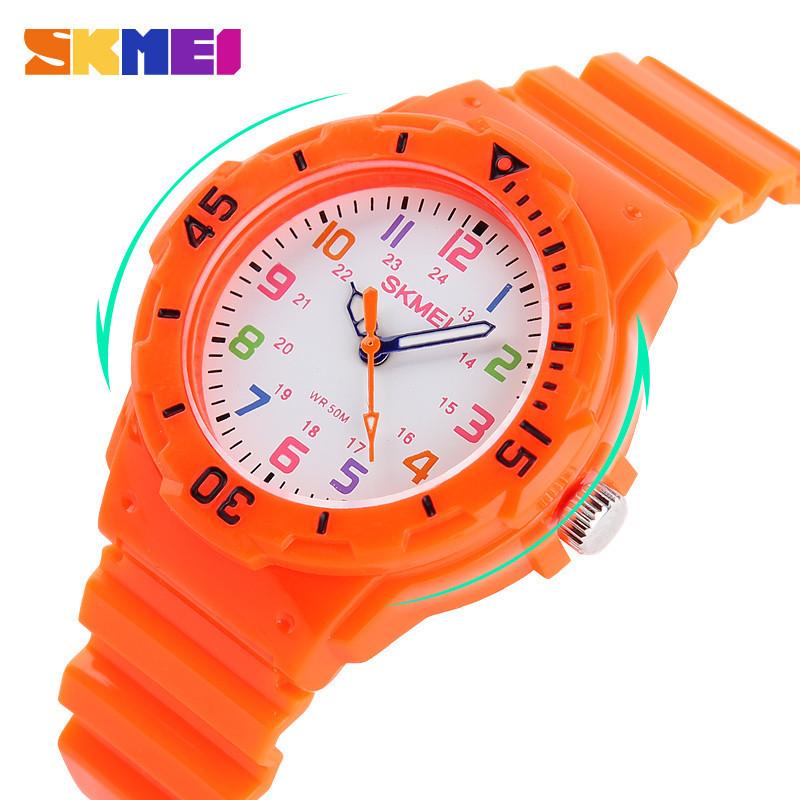 SKMEI Children Quartz Watch Lady Fashion Casual Watches Ladies Wristwatches Jelly Kids Clock boys girls Students Wrist watch(China (Mainland))