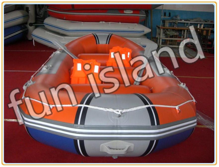 free shipping 2014 PVC Inflatable Water Boat , Inflatable Fishing Boat China(China (Mainland))