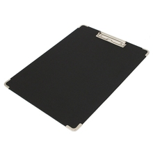 Brand New Black Waterproof Drawing Board Sketchpad Palette Display Painting Clip File Folder Clipboard Art Supply 400*300mm(China (Mainland))