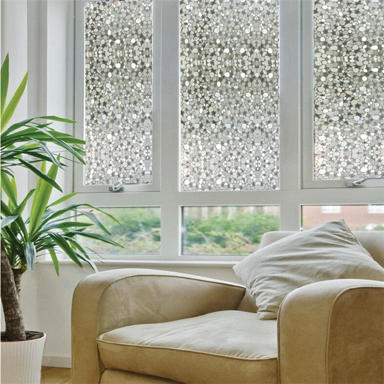 Buy opaque privacy decorative glass for Home window decorations