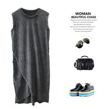 Summer Dress vestidos vestido de festa Robe Rivet Punk Rock Fashion Casual Women Dresses vestidos femininos Clothing(China (Mainland))