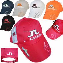 2016 Good Quality Free Shipping Golf cap ball Baseball fish Cap men and women Golf hats wholesale with ball marker(China (Mainland))