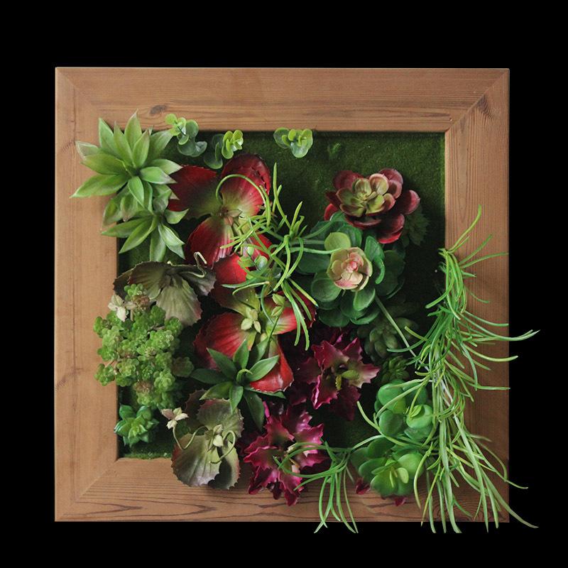 Plantas artificiales de dise o de interiores decoraci n - Plantas artificiales para interiores ...