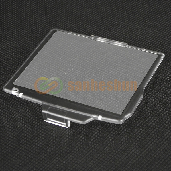 New Ultra Clear Digital Camera Film Cover LCD Protective Screen Protector For Nikon D90 BM-10 LCD Monitor 3-east(China (Mainland))