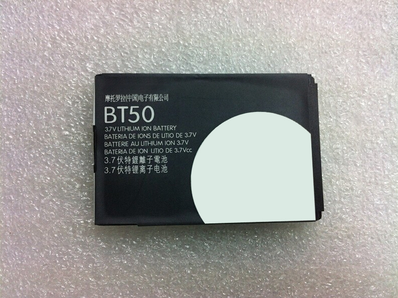 BT50 / BT 50 Rechargeable Battery for Motorola A1200 V360 W208 W218 W220 W230 W231 W375 W377 W450 W350 Batterie Batterij Bateria(China (Mainland))