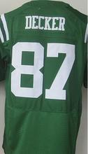 Best quality jersey,Men's 15 Brandon 22 Matt 24 Darrelle 87 Eric elite jerseys,White and Green(China (Mainland))