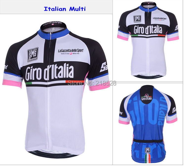 Breathable 2014 Tour De France Cycling jersey Clothes /Cycling wear/ short sleeve - Joyful Way Trading Ltd. store