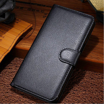 T3 High Quality Lichee Pattern wallet PU Leather Case For Sony Xperia T3 M50W D5103 Cover Shell With Credit Card Holder 9 Color