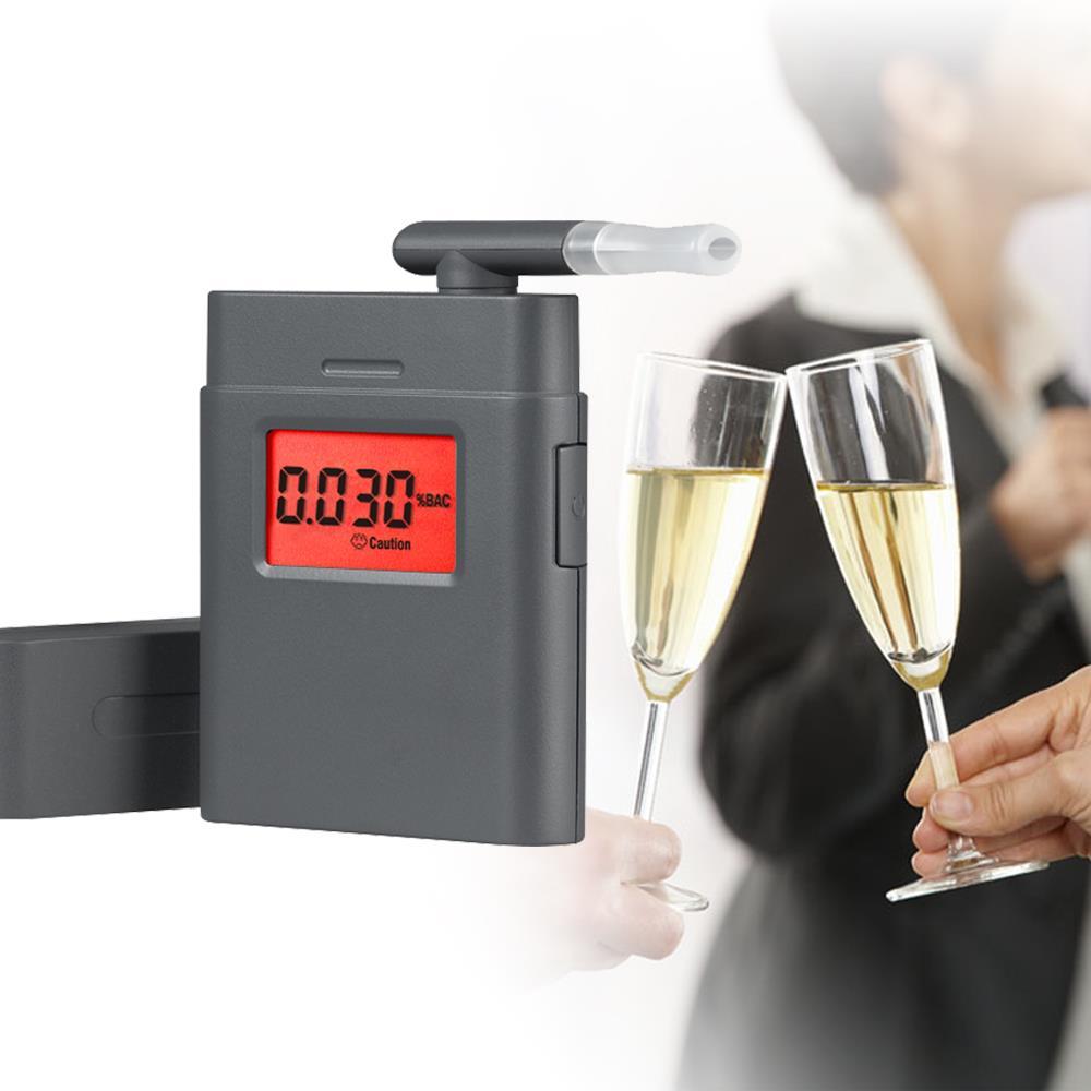 Горячая распродажа бесплатная доставка AT-838 цифровой алкоголя с рупором алкотестер высокое качество