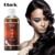 Шампунь для волос профессиональная черный натуральный крем для волос анти седые волосы шампунь для мужчин и женщин 280 мл/шт. aussie шампунь эффект