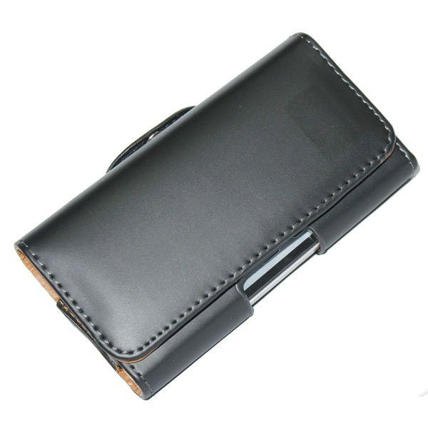 Leather Case with Belt Clip Cover for BlackBerry Curve 8520 +1 diamond Dust plug Gift+( )(China (Mainland))