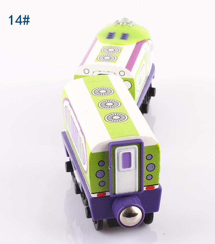 Chug A Sonic Koko Express Passenger Car wooden chuggington trains(China (Mainland))
