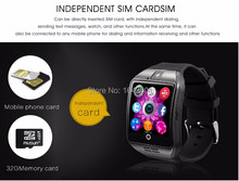 2016 updated original Q18 16G smartwatch bluetooth Smart watches support facebook & whatsapp for all android PK U8 DZ09 GT08