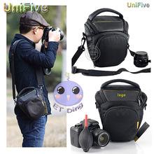 Triangle Waterproof Camera Bag For Nikon DSLR D7100 D7000 D5300 D5200 D5100 D5000 D3300 D3200 D3100 D3000 D90 D80 D60 D610 Case