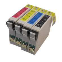 Free Shipping T0711 T0712 T0713 T0714 Compatible ink cartridge For Epson D120,D78,D92,DX5000,DX4000,DX4050,DX4400,DX4450(China (Mainland))