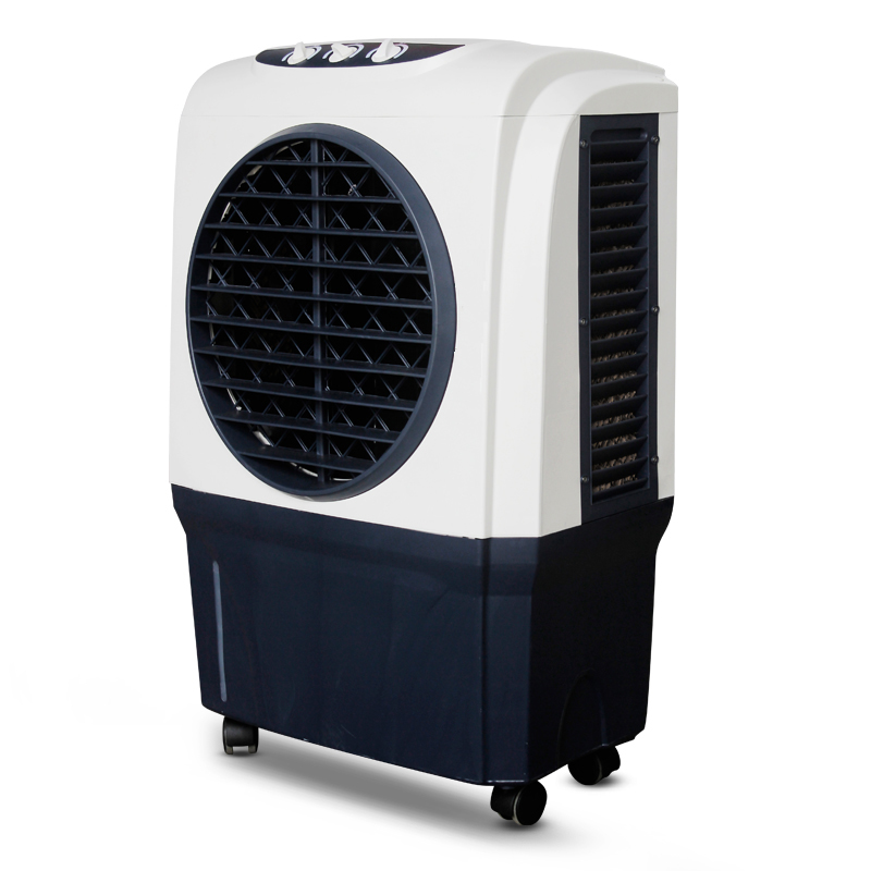 Mobile home air-conditioning fan single cold air cooler water-cooled air-conditioning industry cafes silent cooling fan air con(China (Mainland))