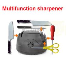 60W Multifunction sharpener for Knife Household Multifunctional Electric Knife Sharpener for Knife Scissors Screwdriver(China (Mainland))