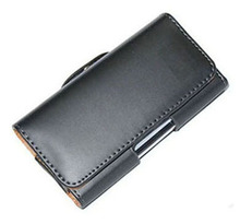 New Smooth pattern Leather Pouch phone Belt Clip bags for explay vega Phone Cases Cell Phone Accessories