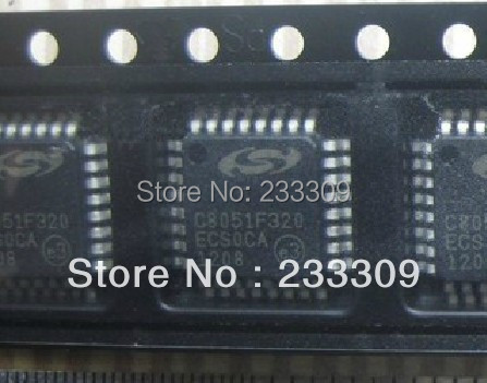 Здесь можно купить  C8051F320-GQR  C8051F320  C8051F LQFP32 USB DRIVER IC New ORIGINAL Free Shipping  Электронные компоненты и материалы