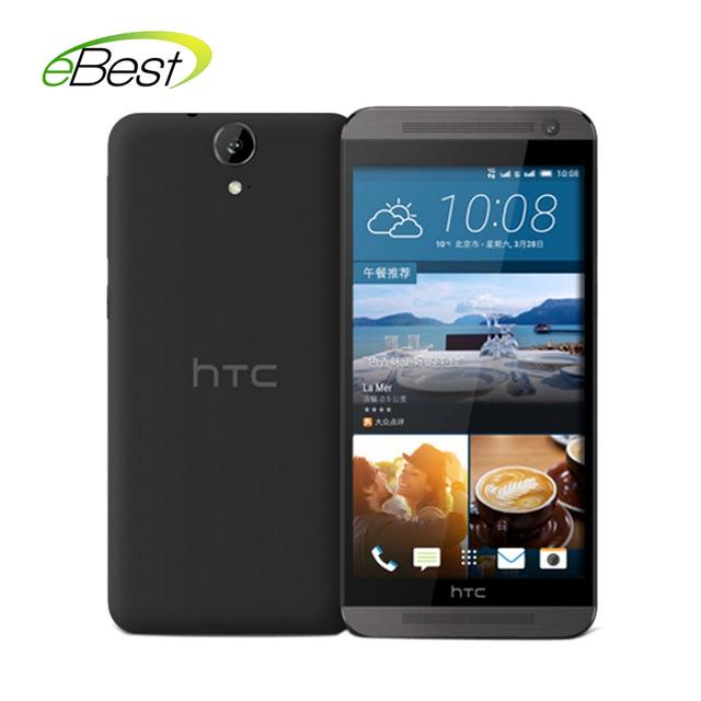 Оригинальный новый HTC One E9 + E9PW plus мобильный телефон MTK6795 Octa Ядро 3 ГБ + 32 ГБ 20MP 5.5 дюймов 2 К 2560x1440 пикселей мобильных телефонов