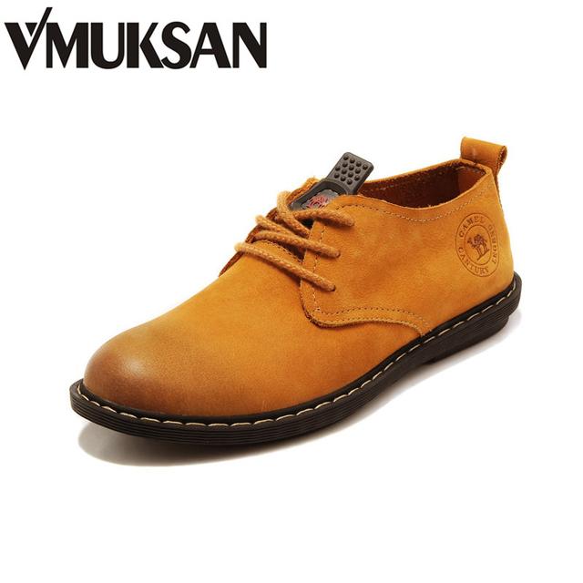 Большой размер 38 - 46 tCamel 2016 мужчин мода шипами обувь квартиры мужские из натуральной ...