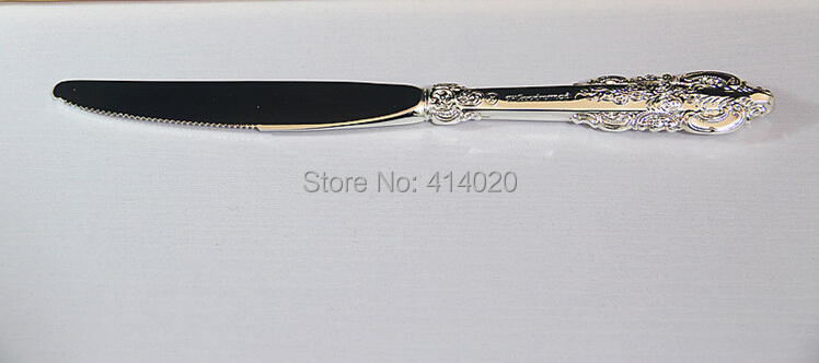 Buy New Luxury Metal Wedding Cake Server And Knife Set For Wedding Party  Supplies cheap
