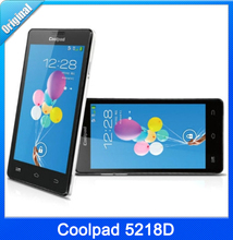Original Coolpad 5218D ROM 4GB Android 4.1 OS 4.5″ Capacitive Screen Smart Phone Dual Core 1.0GHz Dual SIM GSM Network