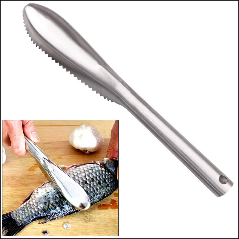 Promoci n de cuchillo de pescado conjunto compra for Cuchillo de pescado