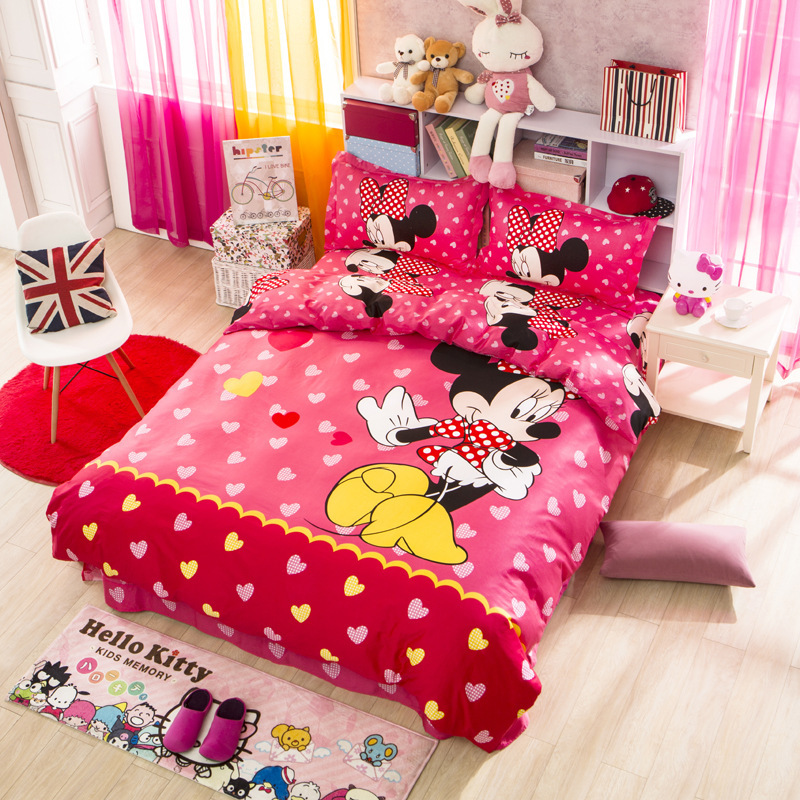 minnie mouse twin bedding set buy cheap minnie mouse twin bedding set