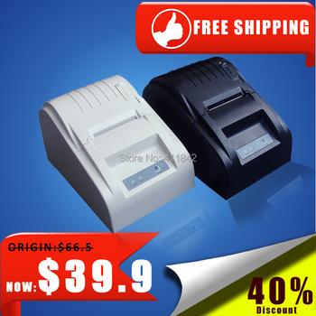58mm usb thermal printer thermal usb thermal receipt printer 58mm pos printer NT-5890T
