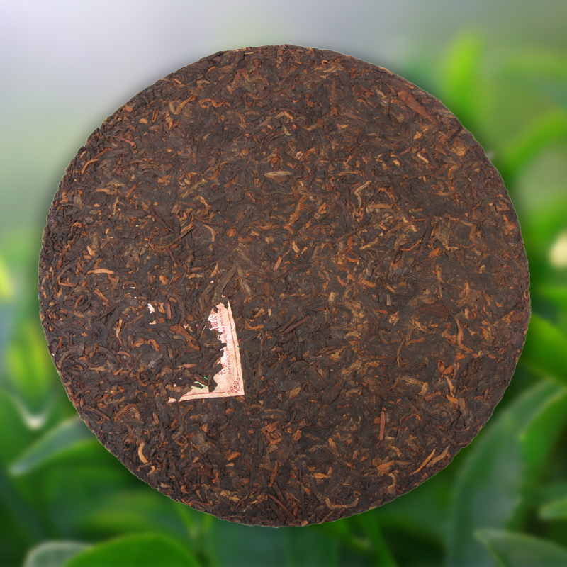 For a court Puer tea cooked a product in 2014 Menghai Yunnan Puer tea cakes cooked tea flavor 357g<br><br>Aliexpress