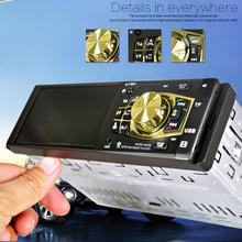 New Arrival Bluetooth Car Stereo Audio Bluetooth Handsfree FM Aux Input Receiver SD USB MP3 jn16(China (Mainland))