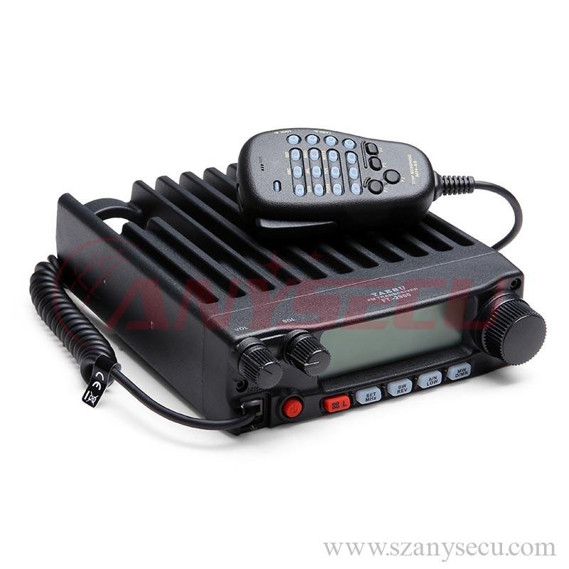 free shipping 2 pcs YAESU FT-2900R 75 Watt walkie talkie Heavy-Duty 144 MHz FM Transceiver(China (Mainland))