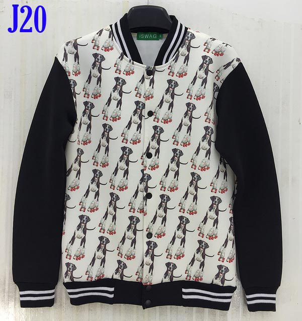 New designed 3d jacket for men funny printed animals dogs Cardigans women Hoody jacket hoodies fashion(China (Mainland))