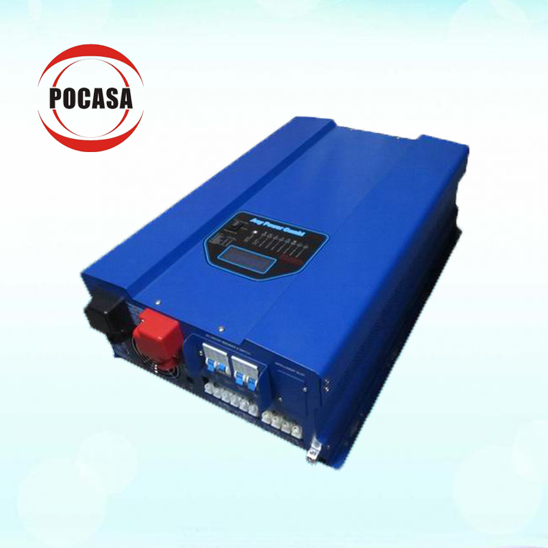 2015 Free Shipping Hot Sell DC To AC Off Grid 1KW Solar Off Grid Inverter With MPPT Solar Charger Controller(China (Mainland))
