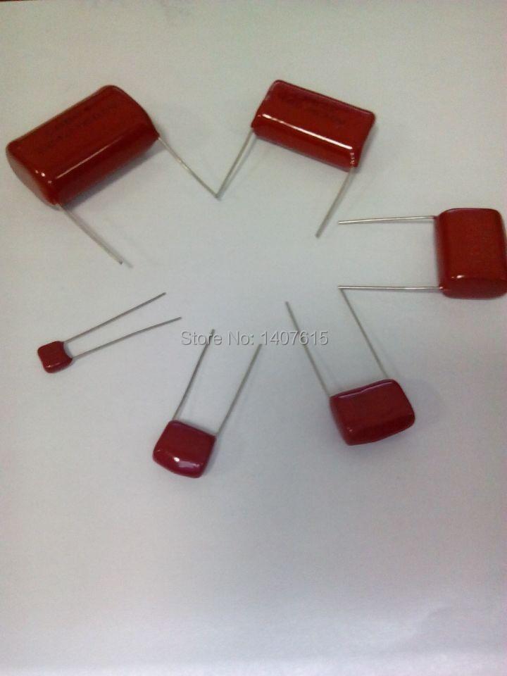 Гаджет  Free shipping CBB capacitor CBB81 2000V 104  0.1UF 100nF 2KV  P=25mm  Polypropylene Film Capacitors None Электронные компоненты и материалы
