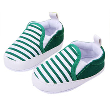 Fashion Spring&Autumn Baby Shoes Striped Antiskid Infant Toddlers Shoes Good quality Baby Shoes(China (Mainland))