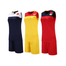 Professional Quick Dry Man and Woman basketball Team Training suits Competition Uniform Sweat Absorption Breathable Sports Sets(China (Mainland))