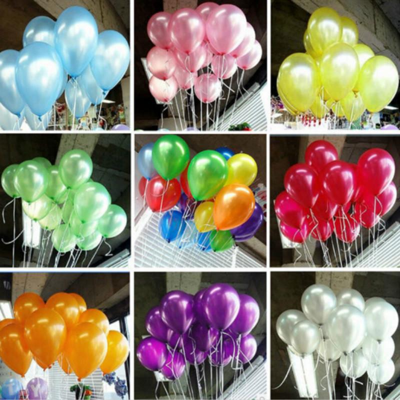 10pcs/lot 10-inch Balloons Birthday Party Decoration wedding balloons Decoration Supplies Kid Party latex Balloons(China (Mainland))