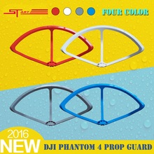 20set 4 Color DJI Quick Release Propeller Guard Ring for DJI Phantom 4 Prop Protector Mount FPV Drone Fast Shipping