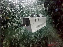 Hot sell mini 600W snow machine Christmas snowflake projector(China (Mainland))